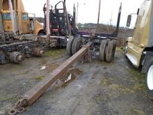 1987 PEERLESS LOG TRAILER N16A0