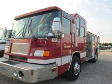 1998 PIERCE FIRE/RESCUE T16I056
