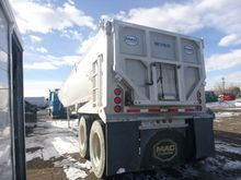 2012 MAC END DUMP TRAILER WTP20