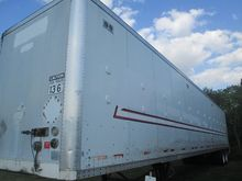 1998 WABASH NATIONAL CARGO TRAI