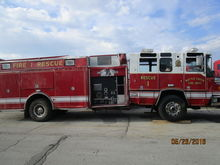 1999 PIERCE FIRE/RESCUE