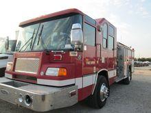 1998 PIERCE FIRE/RESCUE