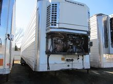 1993 UTILITY REFRIGERATED TRAIL