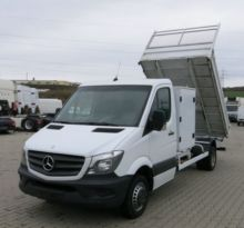 Used Mercedes-Benz SPRINTER 516 Dump truck for sale in
