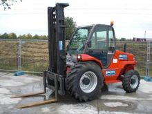 Used 1999 Manitou M3