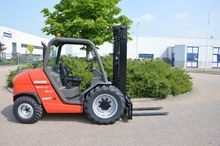 2014 Manitou MH25-4 T Buggy