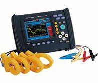 Hioki 3196, Power Quality Analy