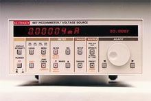 Used Keithley 487, P