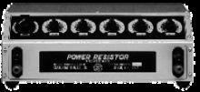 Clarostat 240C, Decade Resistor
