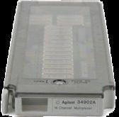 Agilent 34902A, Keysight 34902A