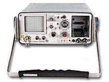Tektronix 1502, TDR Cable Teste