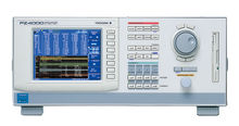 Yokogawa PZ4000, Power Analyzer