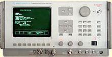 Motorola R2600A, Communication