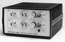 Tektronix 1103, Probe Power Sup