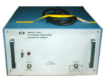 ENI 550L, Amplifier, 1.5 MHz -