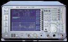Rohde & Schwarz ESI7, EMI Test