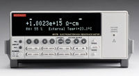 Keithley 6517B, Electrometer an