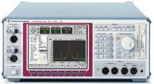 Rohde & Schwarz UPL06, Audio An