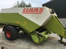 2002 Claas Quadrant 2200 Big Ba