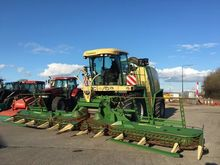 2012 Easy Collect 903 12 Row Fo