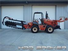 2008 Ditch Witch RT115 20418