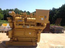 Rebuilt Diesel Engine for a Mud