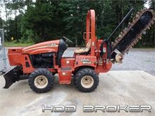 2010 Ditch Witch RT45 21078