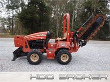 2010 Ditch Witch RT45 21079