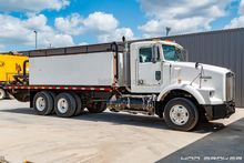 1996 Kenworth Truck with Mud Mi