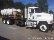 1990 Mack CH613 Truck with Mud