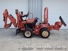 2012 Ditch Witch RT45 21311