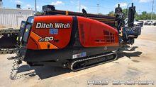 2014 Ditch Witch JT20 21354