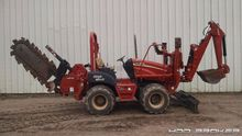 2007 Ditch Witch RT55 21536