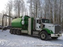 2006 Kenworth Truck with Tornad