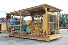 Continental Emsco F800 Skid Mou