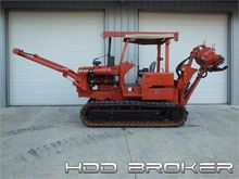 2002 Ditch Witch HT110 21879