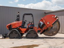 2012 Ditch Witch RT115 Quad 219