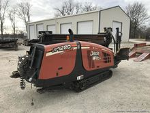 2005 Ditch Witch JT1220 Mach 1