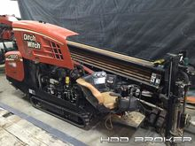 2010 Ditch Witch JT1220 Mach 1