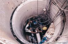 RVS80 Microtunnelling Equipment