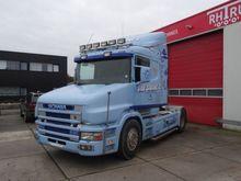 2001 Scania T144-530
