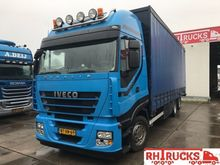 2008 Iveco AS260S42 EURO 5