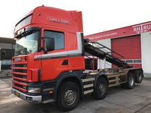 2004 Scania 124-470 8X2 NCH KAB