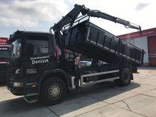 1997 Scania P94-260 4X2 KIEPER
