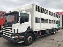 2000 Scania p94-220c 4x2 met re