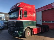 2009 DAF 105-510 RETARDER 150TO