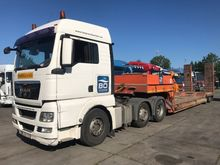 2008 MAN TGX 26-440 MET 2 AS DI