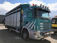 1997 Scania 124-400 6X2