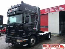2011 Scania R440 EURO 5 MET RET