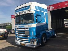 2008 Scania R480 MANUEL GEARBOX